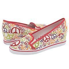 Vans KVD Wedge W (Peace) White/Multi