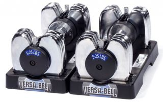 Adjustable 25 lbs Dumbbell Set