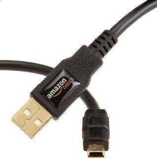 Basics USB 2.0 A Stecker auf Mini B Stecker Computer