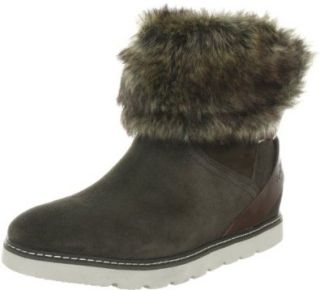Pepe Jeans London PFS50216 Damen Fashion Halbstiefel & Stiefeletten