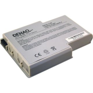 DENAQ 8 Cell 4400mAh Li Ion Laptop Battery for GATEWAY Solo 400, 450