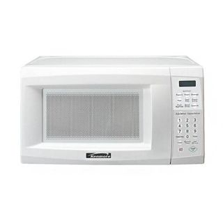 Kenmore 69072 0.7 Cu.Ft. White Countertop Microwave (Refurbished