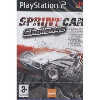 SPRINT CAR CHALLENGE / JEU CONSOLE PS2   Achat / Vente PLAYSTATION 2