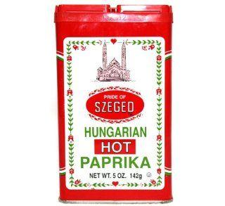 Szeged Hungarian Hot Paprika 142g/5oz Grocery & Gourmet