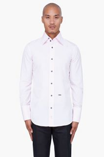 Dsquared2 Pink Classic Fit Shirt for men