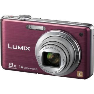Panasonic Lumix DMC FH20 14.1MP Point & Shoot Digital Camera