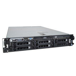 Dell PowerEdge 2950 Dual Xeon Dual Core 5160 3.0GHz 16GB