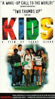 Kids (Unrated) [VHS] Leo Fitzpatrick, Justin Pierce