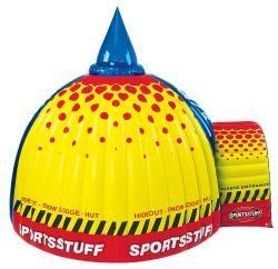 Swim Time Sno Fort Inflatable Igloo