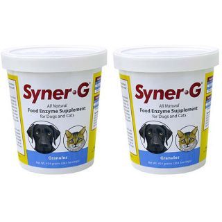 Syner G 454 gram Pet Treat Granules (Pack of 2)