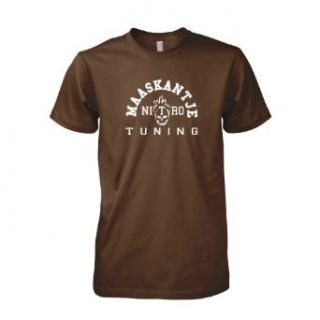TEXLAB   MAASKANTJE NITRO TUNING   NEW KIDS   Herren T Shirt