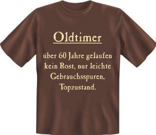 bedruckte Geburtstags T Shirts  Oldtimer 60 !!!  Größen S   XXL