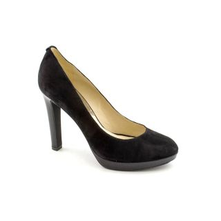 Michael Kors Womens Adena Pump Regular Suede Dress Shoes Today $70