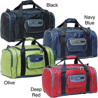 CalPak Carbon 22 inch Deluxe Unisex Lightweight Carry on Duffel Bag