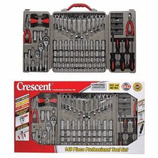 Crescent 148 Piece Professional Tool Set Industrial