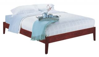 Tapered Leg Full size Platform Bed Today $174.99 4.4 (141 reviews