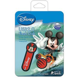 ADATA RB184G 4GB Disney Mickey Flash Drive