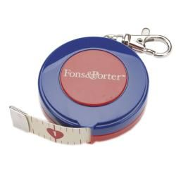 Fons & Porter Retractable Tape Measure