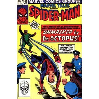 MARVEL TALES #149 (STARRING SPIDER MAN) Everything Else