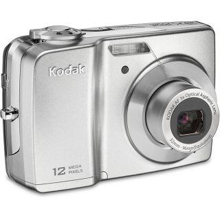 Kodak EasyShare C182 12.7MP Silver Digital Camera (Refurbished