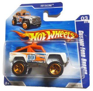 FORD BRONCO #149/214, HW Racing #3/10 (Short Card) Toys & Games