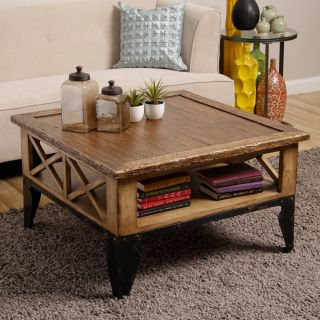Rex Square Coffee Table (Indonesia) Today $459.99