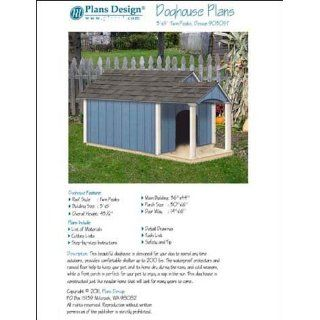 Style with Porch, Pet Size up to 150 lbs Design # 90305T