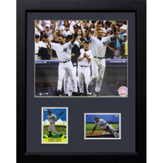 New York Yankees Derek Jeter/Alex Rodriguez 12x18 2 card Frame Today