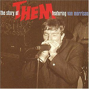 The Story Of Them Featuring Van Morrison Musik