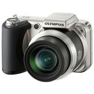 Olympus SP 600UZ 12MP Titanium Digital Camera (Refurbished