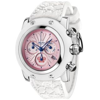 Glam Rock Womens Miami Pink Dial Chronograph Watch