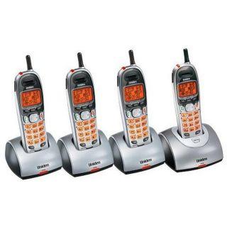 Uniden DCT756 4 2.4GHz 4 handset Cordless Telephone System