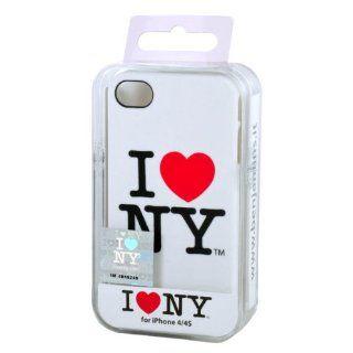 love New York Hard Case für Apple iPhone 4S weiß