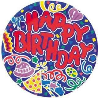 Inch Paper Plate Birthday blue Birthday Case Pack 144 Everything Else