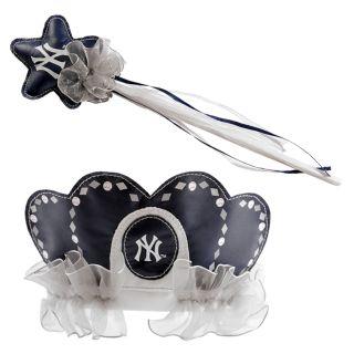 New York Yankees Princess Tiara Wand Set Today $14.99 2.0 (1 reviews