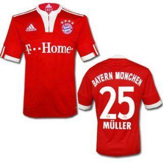 FC Bayern Müller Trikot Home 2010, Größe: 176 Kids: