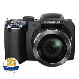 OLYMPUS SP820 Noir pas cher   Achat / Vente appareil photo numérique