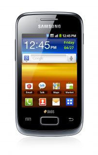 DUOS S6102 GSM Unlocked Android Cell Phone Today $176.99