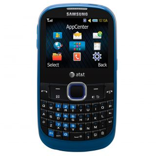 Samsung A187 GSM Unlocked QWERTY Cell Phone