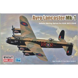 Minicraft Models Avro Lancaster MK 1 1/144 Scale Toys & Games