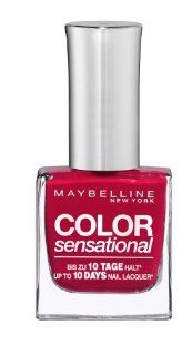 Maybelline Jade Color Sensational Nagellack, 505, Hot Pepper
