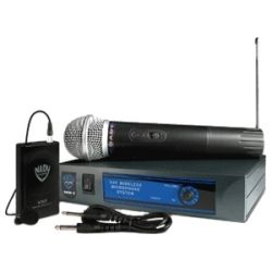Nady DKW 3 Wireless Microphone System