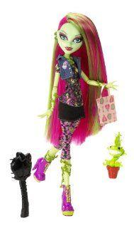 Mattel X6951   Monster High Venus, Puppe Spielzeug