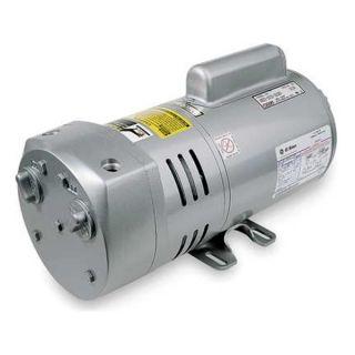Gast 1023 251Q G279 Compressor/Vacuum Pump, 3/4 HP, 230/460 V