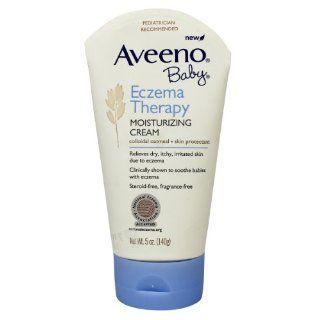 Aveeno Baby Eczema Therapy Moisturizing Cream 140g   Creme lindert
