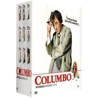 Coffret intégrale Columbo en DVD FILM pas cher