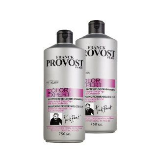 Franck Provost COLOR EXPERT Professionelles Color Shampoo, 2er Pack (2