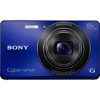 W690 16.1 Megapixel Compact Camera   Blue Today $177.99
