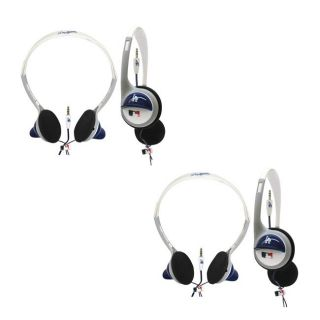 Nemo Digital MLB Los Angeles Dodgers Overhead Headphones (Case of 2