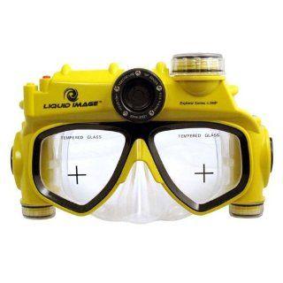 LIQUID IMAGE Taucherbrille mit digitaler Foto Kamera